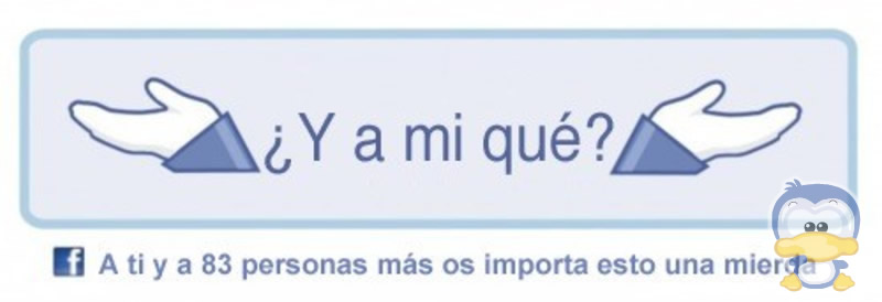Interactive Marketing - Y a mi qué - Facebook